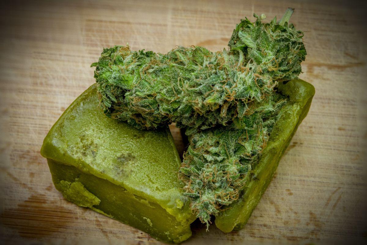 Cannabis-Butter selber machen