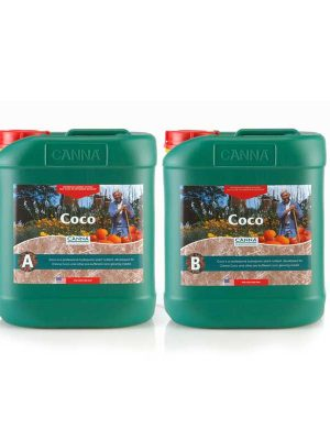 Canna-coco-5L, A und B, Growshop 1000Seeds