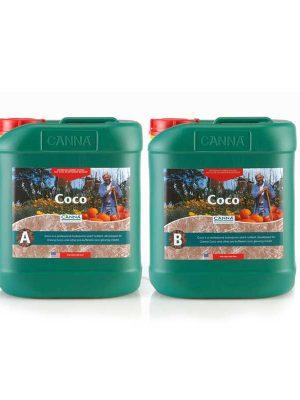 Canna-coco-5L, A und B, Growshop 1000Seeds