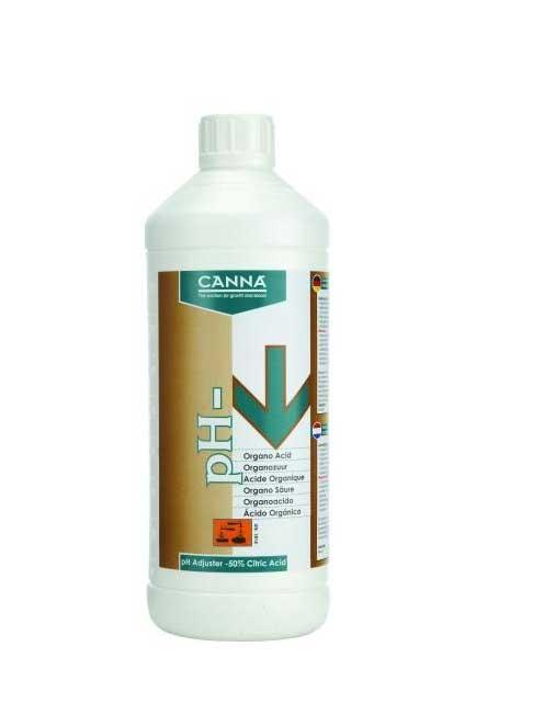 Canna-ph-down, pH-Wert senken