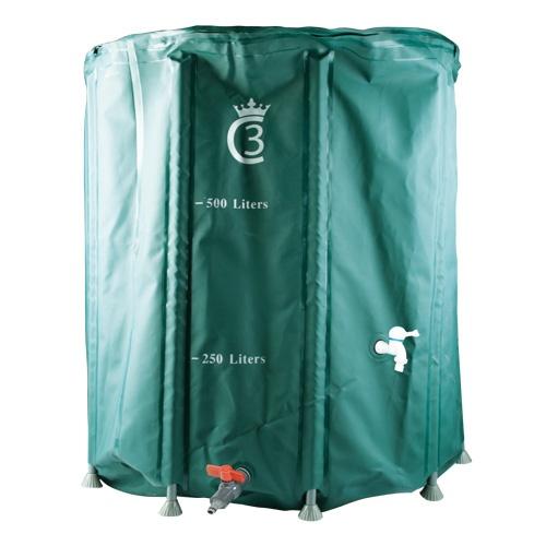 Flex Tank, flexibler Wassertank, 750 L, 100 x 100 cm