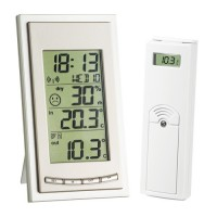 Thermometer, Hygrometer