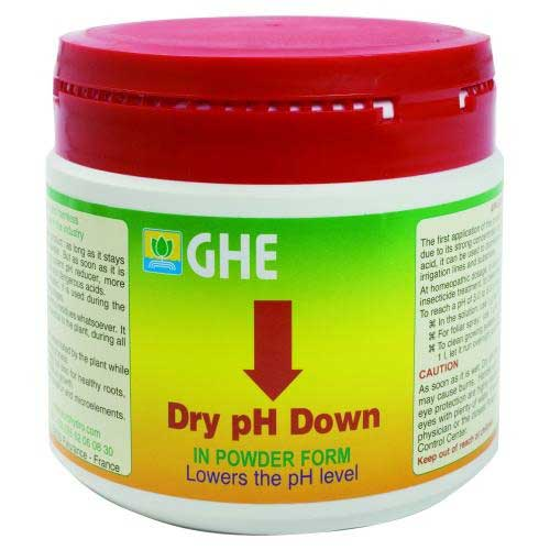GHE-pH-Down-Pulver