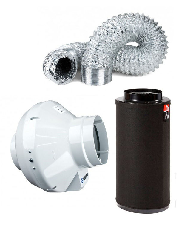 Kit-Ventilation