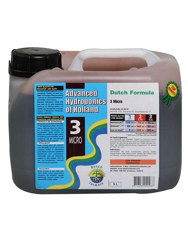 advanced hydroponics-Micro