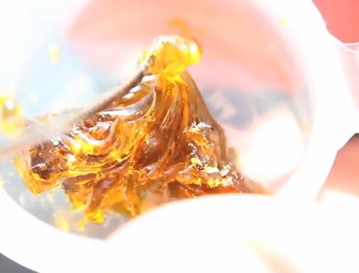 Cannabis-Glas