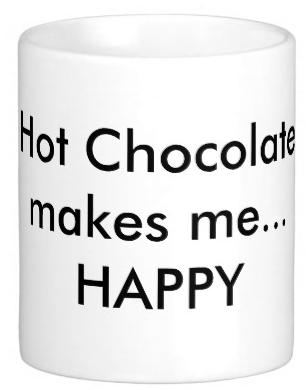 heisse Cannabis-Schokolade