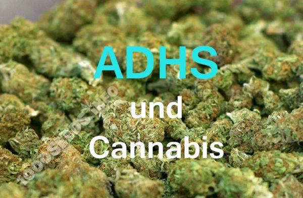 ADHS-Cannabis, medizinisches Cannabis Informationen, mecdical Marijuana Forschung