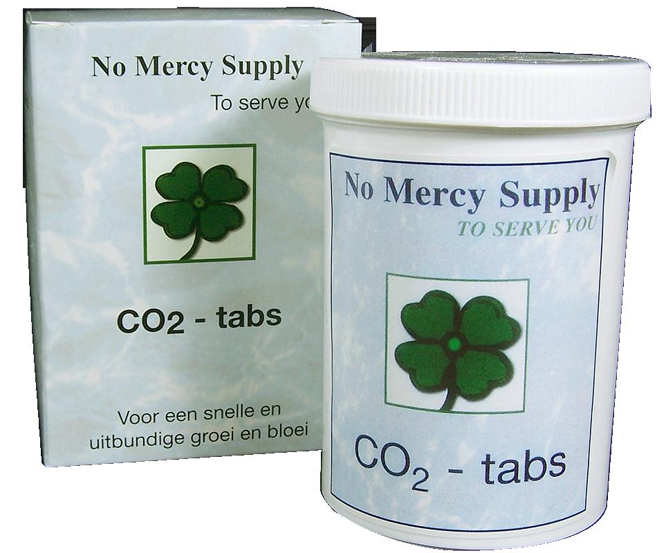 NO MERCY CO2