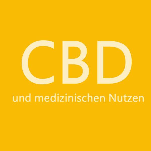 CBD Cannabinoid in der Medizin