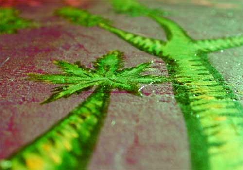 Spanien und Marijuana