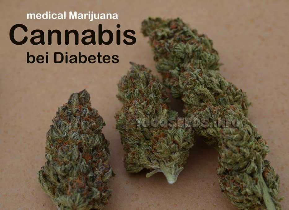 cannabis-diabetes, Cannabis in der Medizin