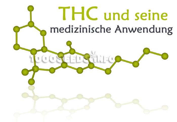 THC-in-der-Medizin, Cannabinoide medizinische Wirkung