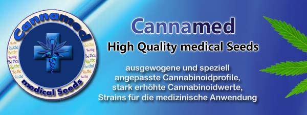 Cannamed, medical Cannabis-Seeds
