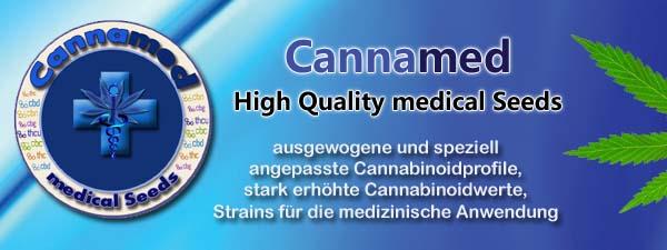 Cannamed, medical Cannabis-Seeds