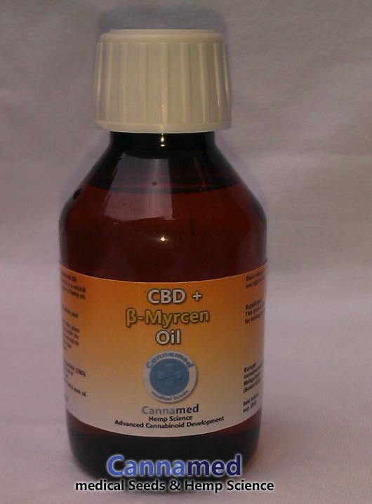 CBD-Oil mit Myrcen