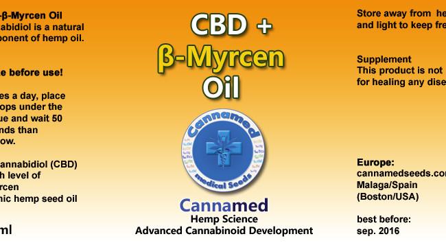 CBD-beta-Myrcen