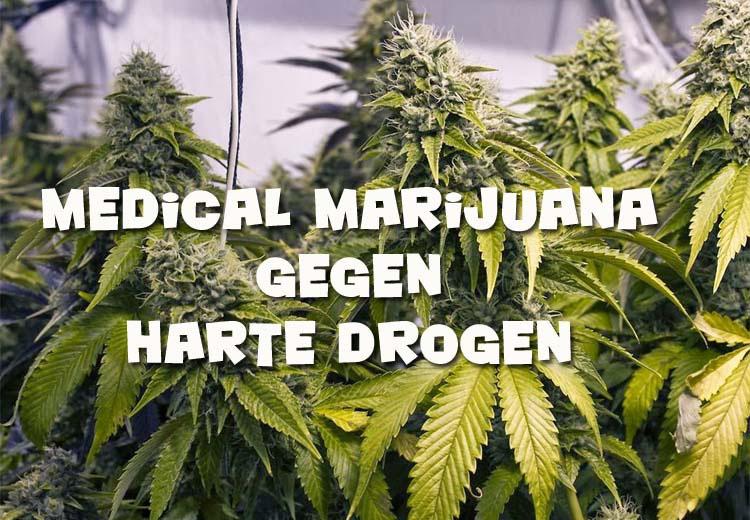 medizinisches Cannabis bei Abhängigkeitserkrankungen, medical Marijuana