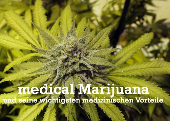 medical-marijuana, Infografic, medizinische Vorteile von Cannabis