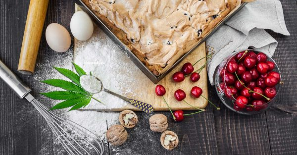 Cannabis-Rezepte, Cannabis Küche