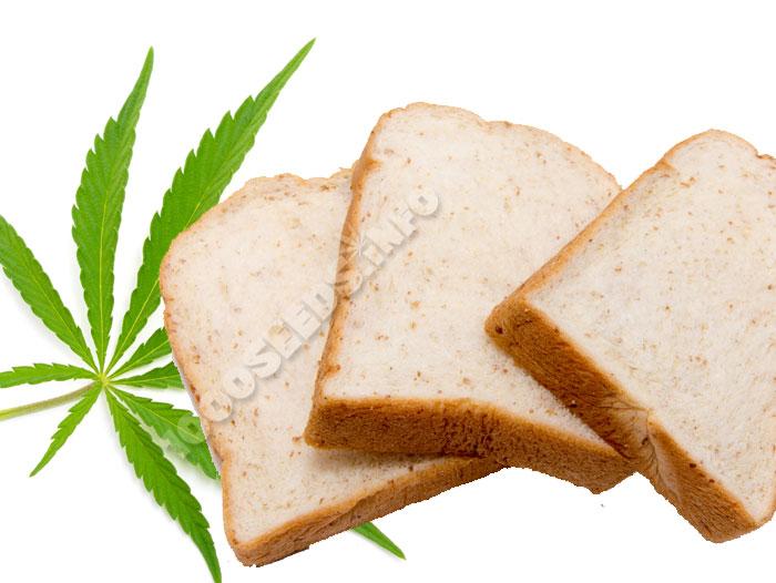 Cannabis-toast, kochen und backen mit Cannabis, Marijuana Rezepte