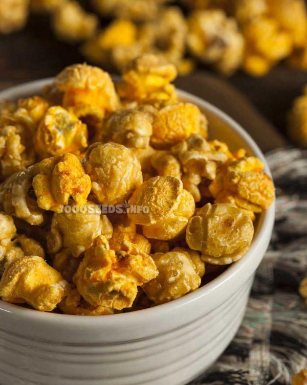 kochenmit Cannabis, Marijuana-Popcorn
