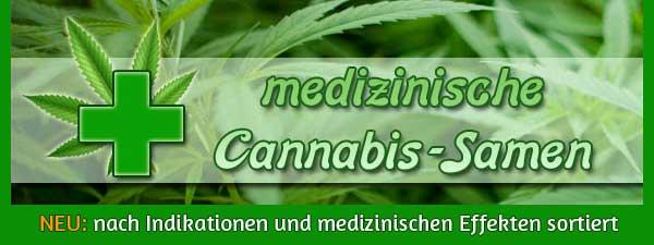 medizinische Cannabis Sorten