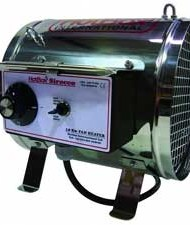 scirocco-Hotbox, Klimasteuerung beim Anbau, beheizen des Growrooms, Growshop