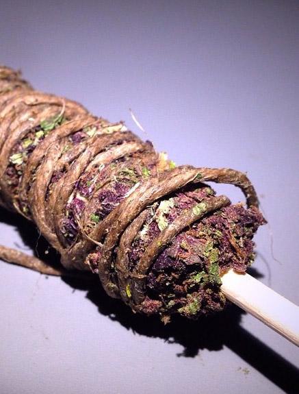 Weed-Zigarre