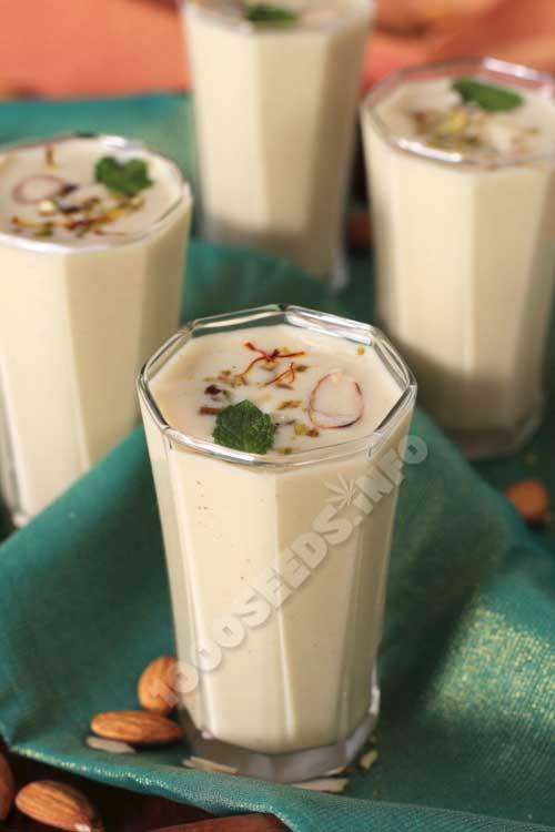bhang-thandai-cannabis Rezept, indische Rezepte mit Cannabis