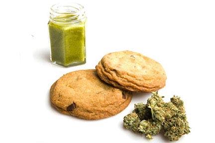 Cannabis-Ghee