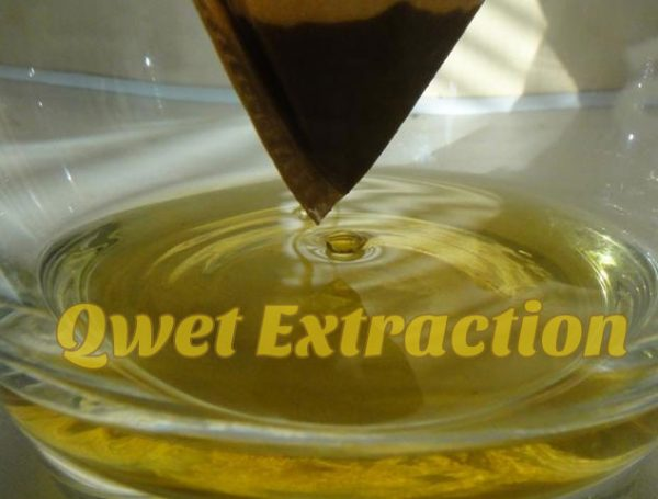 Qwet-Extraction, Cannabis-Extrakte, Marijuana Extractions, QWET