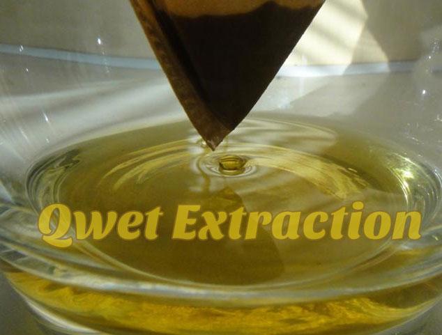 Qwet-Extraction, Cannabis-Extrakte, Marijuana Extractions, QWET