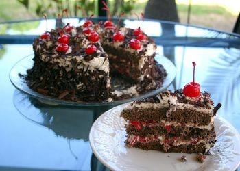 Torte Schwarzwald