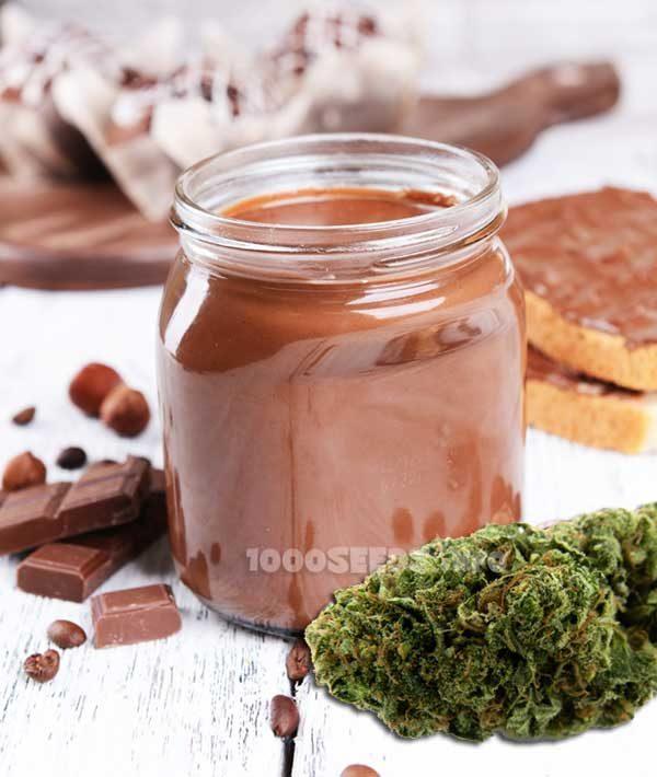 Nugtella Rezept, Nutella mit cannabis selber herstellen