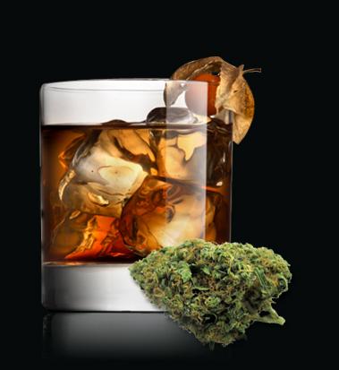 Cannabis-Rum, Weed-Rum