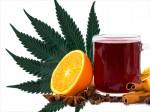 Cannabis-Punsch