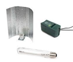 Natrium-Dampflampen-Kit 400W