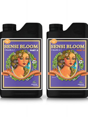 Sensi Bloom A + B, Advanced Nutrients