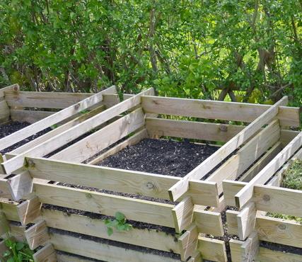 Kompost für Cannabis herstellen