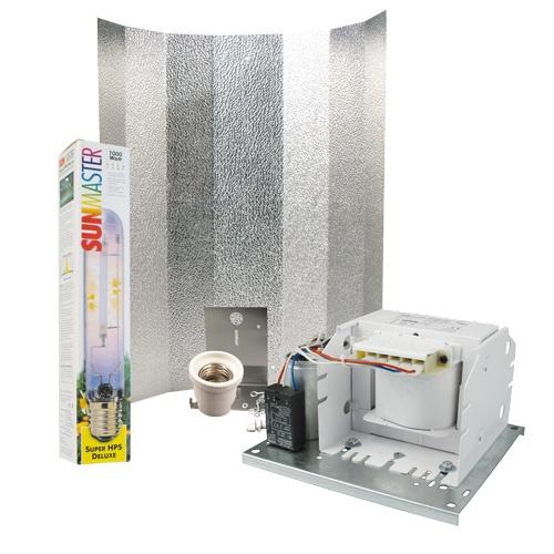 PRO-X System 1000 W, Venture Sunmaster HPS Deluxe Sodium