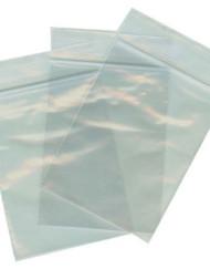 Zipper-Tütchen, 7x10cm, 100 Stück