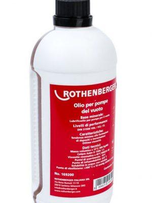 Mineralöl für Vakuumpumpe Rothenberger, 1 L