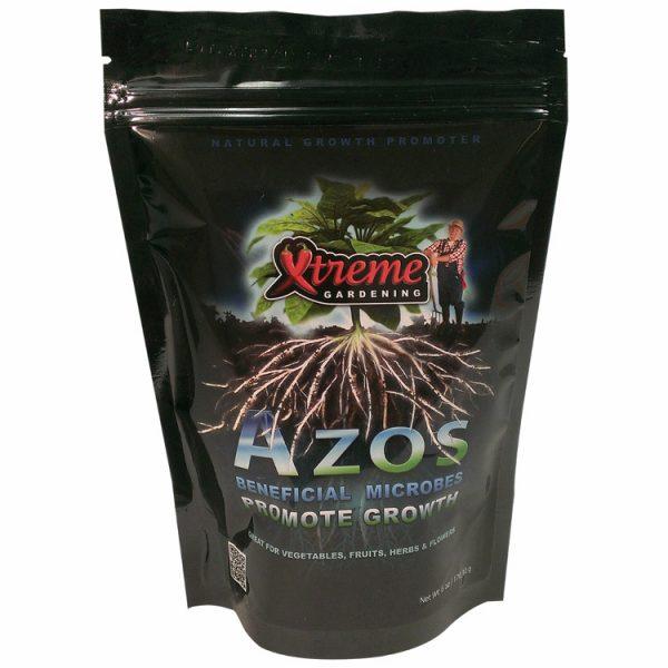 Azos, biologischer Wurzelbooster für die vegetative Phase
