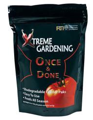 Once & Done von Xtreme Gardening, 50 Einzelpacks