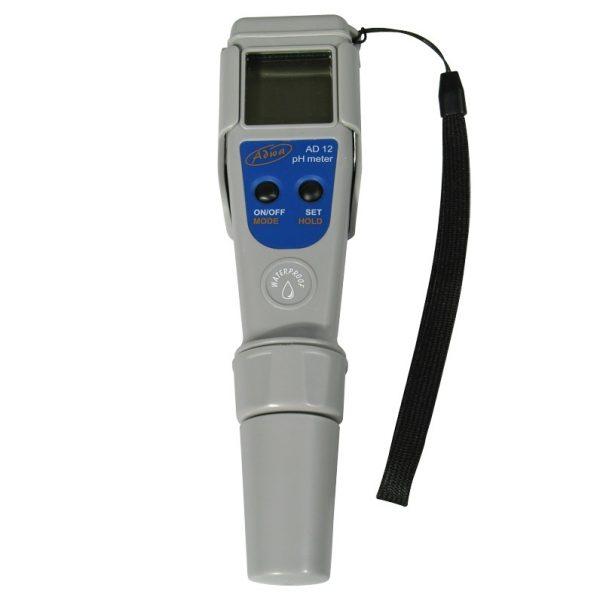 ADWA AD11, wasserfestes pH-Messgerät mit austauschbarer Elektrode