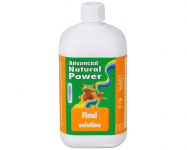 Advanced Hydroponics Natural Power Final Solution, 500ml