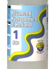 Advanced Hydroponics Grow, NPK 2,5-1,2-5, 1L