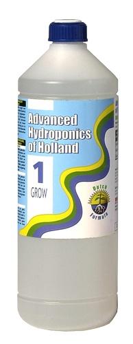 Advanced Hydroponics Grow, 500ml, NPK 2,5-1,2-5
