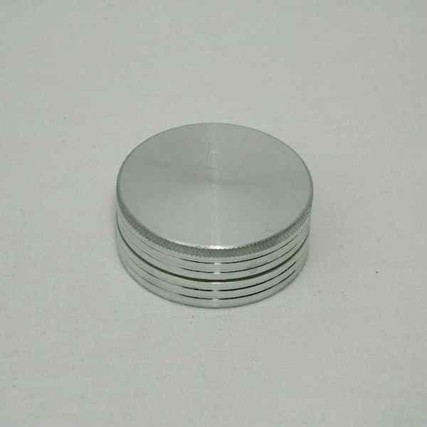 Grinder aus Aluminium, ø 63 mm